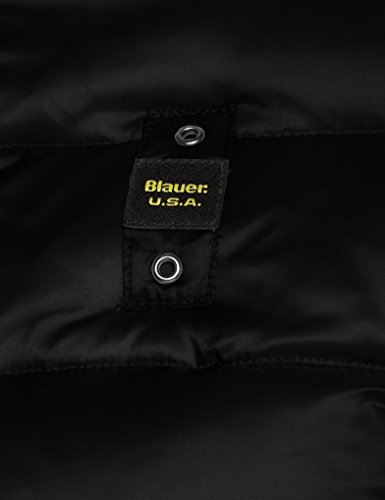 Piuma nero Int Femme Nero Blauer 999vh Lunghi Lichene trench Imbottito Coat Impermeabile Verde FqS8CI
