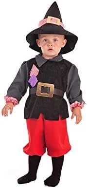 Creaciones Llopis Disfraz de Brujo Arthur para bebé: Amazon.es ...