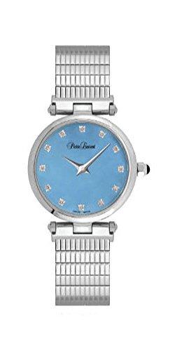 Pierre Laurent Unisex 12-Diamond 32.5mm Swiss Watch, 22129