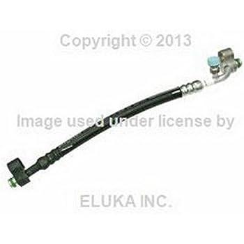 31aLIBMa4cL._SL500_AC_SS350_ amazon com bmw oem a c ac air condition hose pipe line compressor