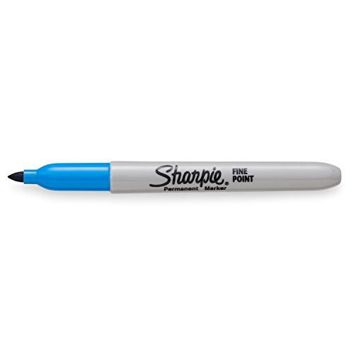 Sharpie Color Burst Permanent Markers, Fine Point, Assorted Colors, 24 Count by Sharpie (Image #24)