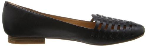 West Round Liam Leather Nine Toe Womens Black Leather 1UOwIqd