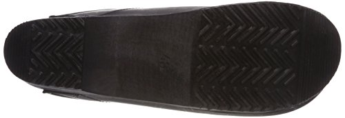 Sanita Men's Christian Open Clogs Black - Schwarz (Black 2) twaQIiTFA