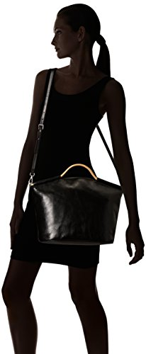 a81465d51c ECCO SP 2 Large Doctor's Bag, black: Handbags: Amazon.com