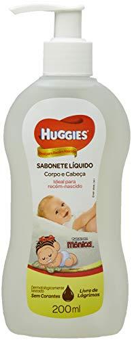 Sabonete Líquido Huggies Primeiros 200ml