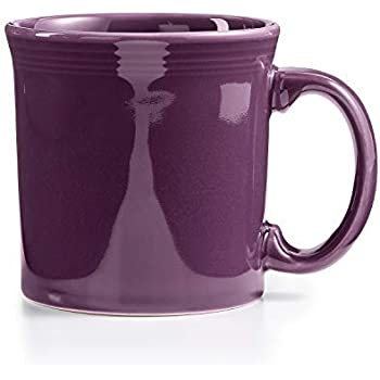 c3e2dee60c7 Amazon.com: Fiesta 10-1/4-Ounce Mug, Scarlet: Kitchen & Dining