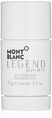 MONTBLANC Legend Spirit Deodorant Stick, 2.5 Oz.