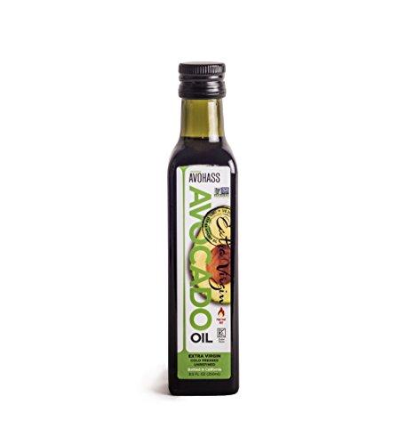 - Avohass Kenya Extra Virgin Avocado Oil 8.5 fl oz Bottle