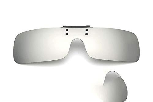 el a de Tendencia D Viento la la Sol integraron la la polarizadas de Pieza KOMNY Prueba de la de de Arena de A Las Personalidad miopía Gafas de Clip xZwnqnOTP