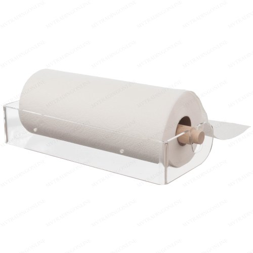 Acrylic 232 Easy Load Paper Towel Holder