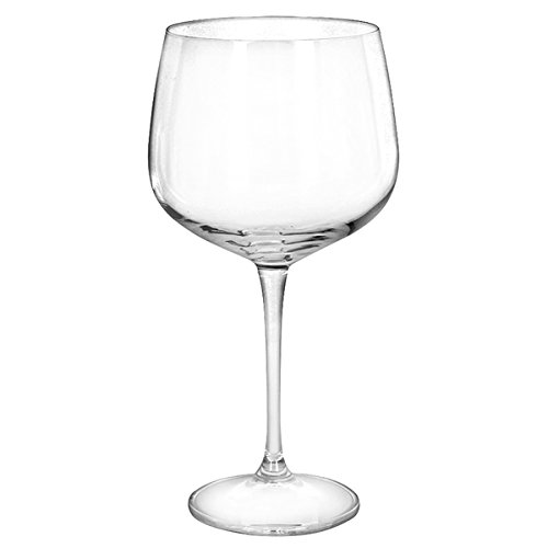 je 700/ml Copa de Balon Cocktail-Gl/äser f/ür Gin-Cocktails geeignet 6-teiliges Set