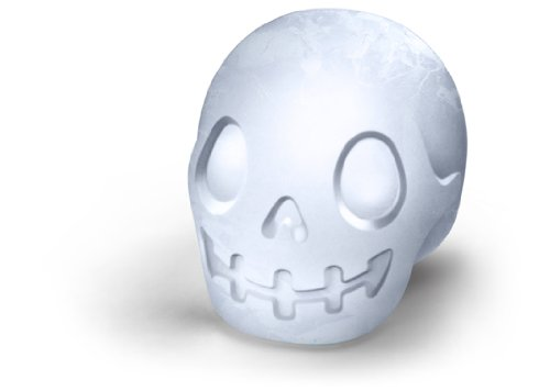 Fred THE CHILLER 3D Skull Ice Mold