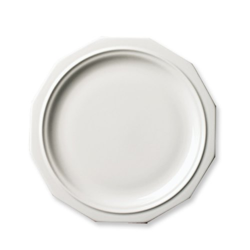 Heritage Luncheon Plate - Pfaltzgraff Heritage Dinner Plate (10-Inch), White