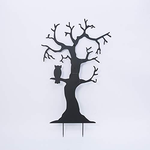 Halloween Tree Silhouette (Gerson 2495780 72.5