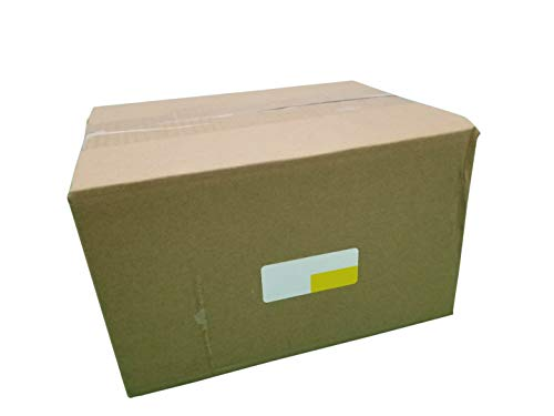 Zebra 2 5/8 x 1 1/8(2.25 x 1.25) inch Direct Thermal Polypropylene Labels 4000D, Yellow(Left Top) Price tag, Direct Thermal Label, 500 Per Roll, 24 Rolls/Box by VisionTechShop (Image #4)