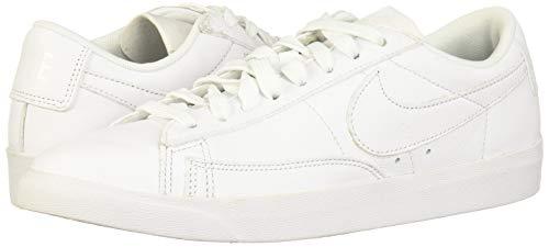 Chaussures De Femme white W 104 Nike Basketball Eu Blanc Blazer Low Le white white 43 IXn0wq