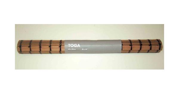 IKEA TOGA bambú mesa manteles individuales: Amazon.es: Hogar