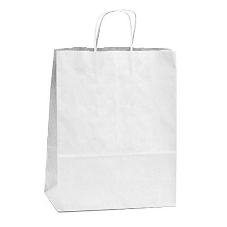 Simon PAP1820W easiskins impreso bolsas de papel Kraft ...