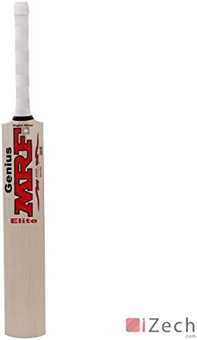 07487b544fa MRF Genius Elite English Willow Cricket Bat Full Size  Amazon.in  Sports