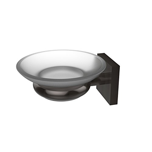 - Allied Brass MT-62-ORB Montero Collection Wall Mounted Soap Dish, Oil Rubbed Bronze