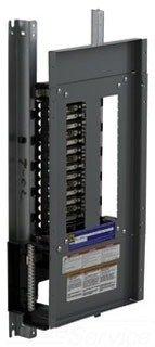 SCHNEIDER ELECTRIC Panel Board Int Nq 100-Amp Mlo 30-Circuit 3-Pole Aluminum NQ430L1 Molded Case Breaker 600V 100A