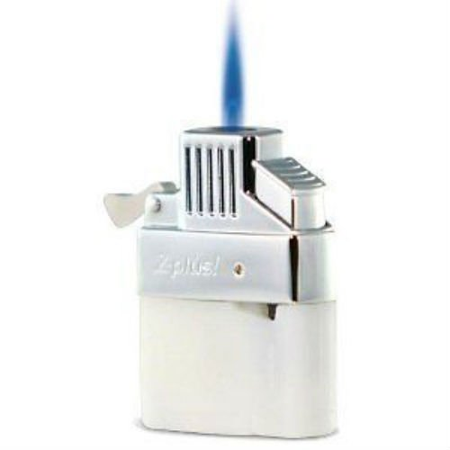 - NEW VERTIGO BY LOTUS - Z-PLUS INSERT TORCH CIGAR LIGHTER-CLEAR