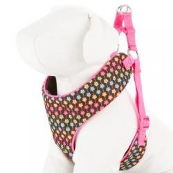 Top Paw Floral Dog Harness~SMALL~