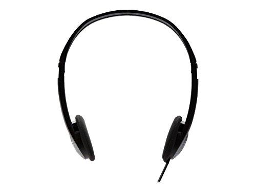 V7 3.5mm Stereo Headphones for Multimedia, Music Streaming, on Tablets, PC, Notebooks (HA300-2NP) - (Digital Stereo Headphone Headphone)