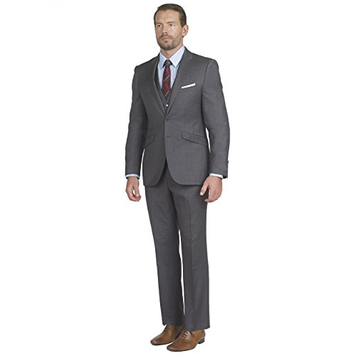 Mens 140's Wool Suit - 2