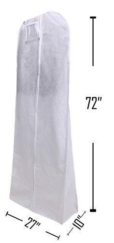 Ball Gown Bag (Wedding Gown Garment Bag 72