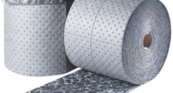 SPC BM15 Universal Class, 150' Length, 15'' Width, Roll Configuration, Battlemat Heavy Roll by Sorbent Products Company