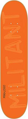 Mini Logo Skateboard Deck 126/K-12 - 7.62 - Micro Skateboard Deck