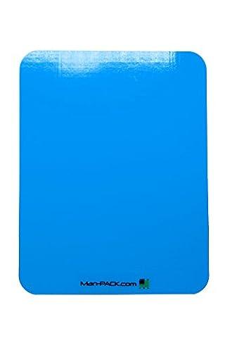 Man-PACK Bulletproof Backpack Insert (Blue) - Nij Ballistic Levels