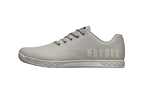 NOBULL Women's Training Shoes and Styles (8, Moon Rock) (Best Cross Trainers For Flat Feet Womens)