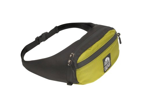 Granite Gear Swift Hip Pack (180 Cubes, Sulphur/Black), Outdoor Stuffs