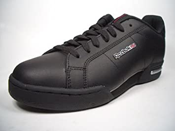 Residencia Sin valor matraz  Reebok NPC Rad Plug Youth GS Black 76 J06880 Size: 35: Amazon.co.uk: Sports  & Outdoors