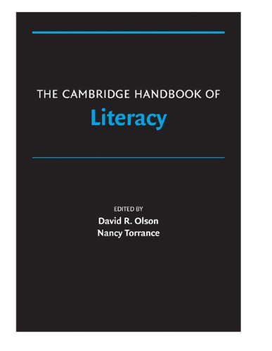 The Cambridge Handbook of Literacy (Cambridge Handbooks in Psychology)