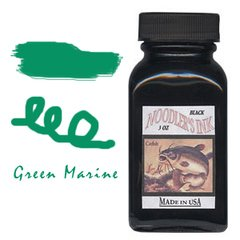 Noodlers Ink 3 Oz Green Marine ()