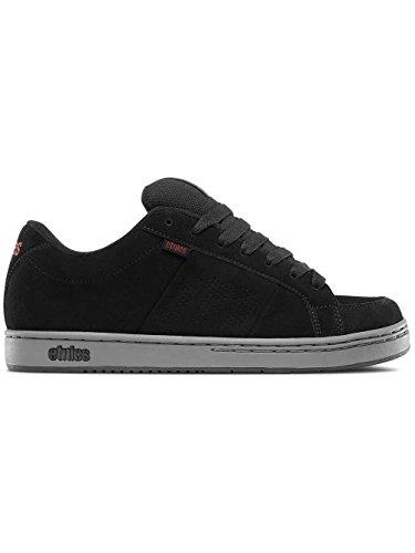 Etnies Kingpin, Zapatillas de Skateboard Para Hombre Black/Charcoal/Red