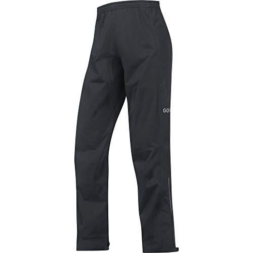 (Gore Men's C3 Gtx Active Pants,  black,  L)