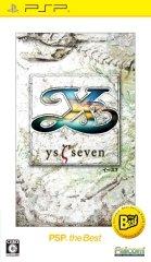 Falcom Ys SEVEN (Best Price) for PSP [Japan Import]