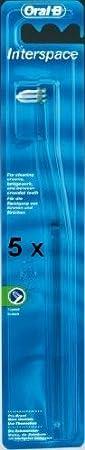 5 Oral-B Interspace Bürsten Interdentalbürsten