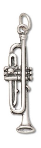 Sterling Silver Trumpet - 7