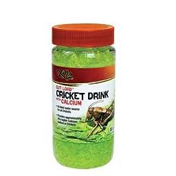 Cricket Drink With Calcium