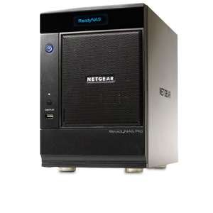Netgear ReadyNAS Pro 4, Unified Storage System