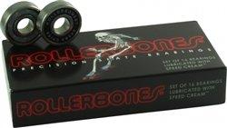Skate Out Loud Bones Rollerbones Bearings 8mm pack of 16