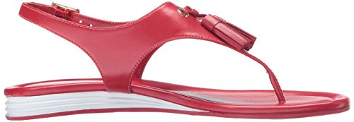 Cole Flat Haan Red Grand Sandal Rona Women's Tango IwITq1r