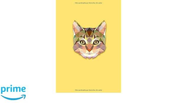 Libretas de Puntos: Cuadernos con Puntos, Cuaderno A5 Puntos, Cuaderno Dot, Cuaderno Dot Grid - Cuaderno Gato #43 - Tamaño: A5 (14.8 x 21 cm) - 110 . ...