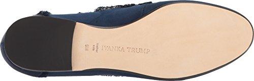 Ivanka Trump Kvinners Weven 2 Mørk Blå Satin