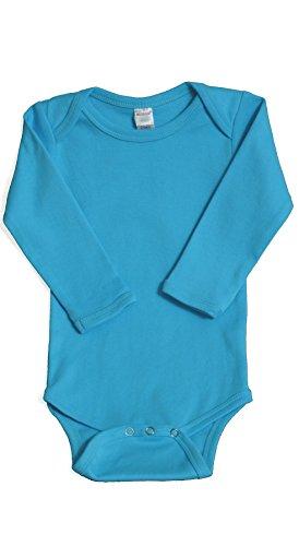 Monag Unisex Baby Bodysuits (0-3M,